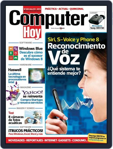 Computer Hoy June 6th, 2013 Digital Back Issue Cover