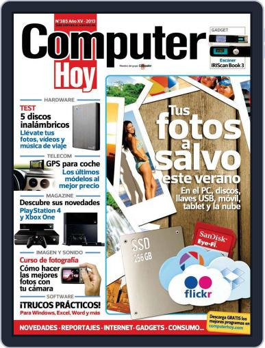 Computer Hoy (Digital) July 5th, 2013 Issue Cover