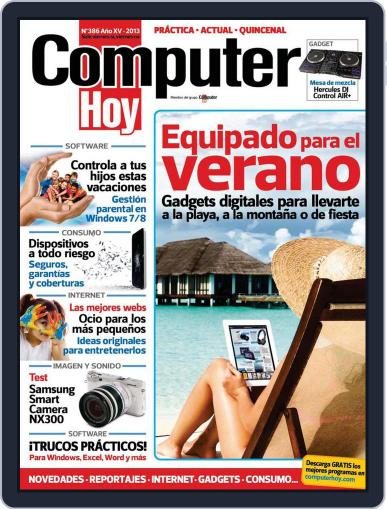 Computer Hoy (Digital) July 22nd, 2013 Issue Cover