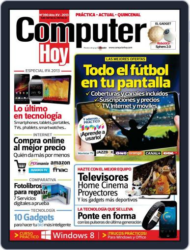 Computer Hoy (Digital) September 17th, 2013 Issue Cover