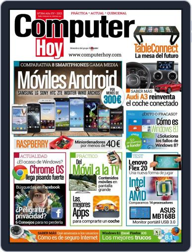 Computer Hoy November 8th, 2013 Digital Back Issue Cover