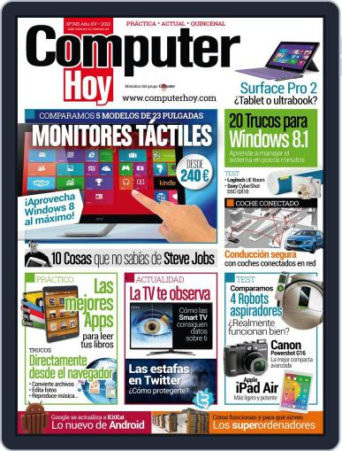 Computer Hoy November 22nd, 2013 Digital Back Issue Cover