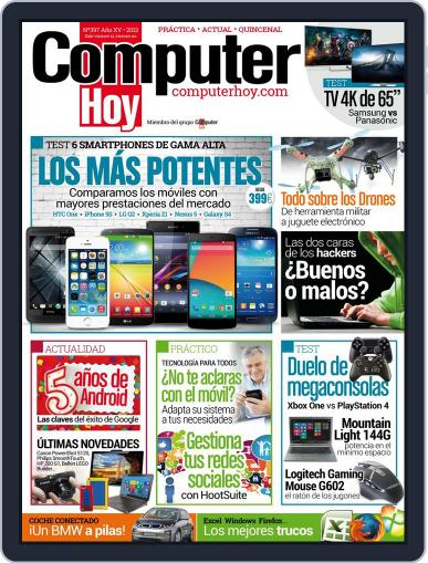 Computer Hoy (Digital) December 19th, 2013 Issue Cover