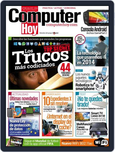 Computer Hoy (Digital) January 7th, 2014 Issue Cover