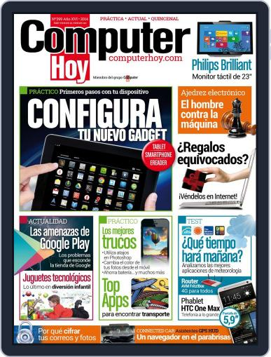Computer Hoy (Digital) January 16th, 2014 Issue Cover