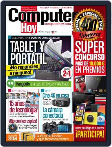 Computer Hoy (Digital) January 30th, 2014 Issue Cover