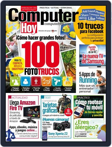 Computer Hoy May 23rd, 2014 Digital Back Issue Cover