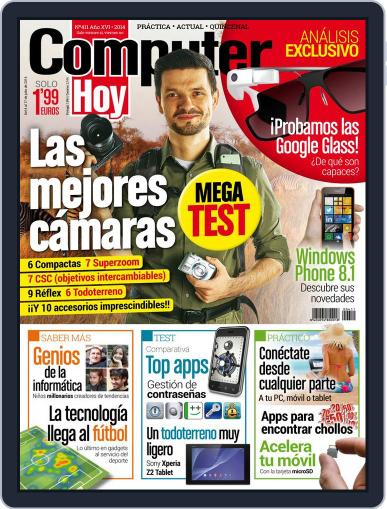 Computer Hoy July 4th, 2014 Digital Back Issue Cover