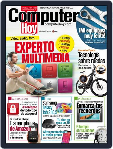 Computer Hoy (Digital) August 28th, 2014 Issue Cover