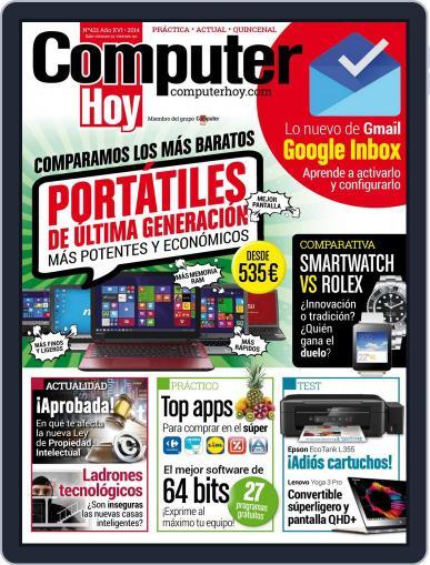 Computer Hoy November 21st, 2014 Digital Back Issue Cover