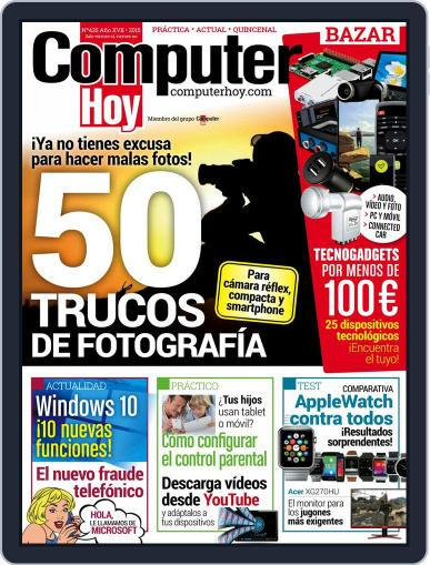Computer Hoy (Digital) June 4th, 2015 Issue Cover