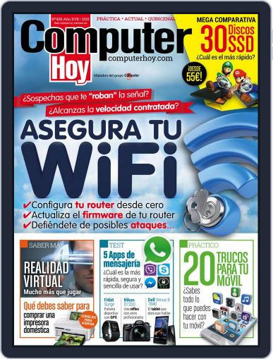 Computer Hoy June 18th, 2015 Digital Back Issue Cover