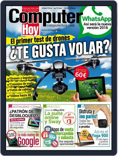 Computer Hoy February 2nd, 2016 Digital Back Issue Cover