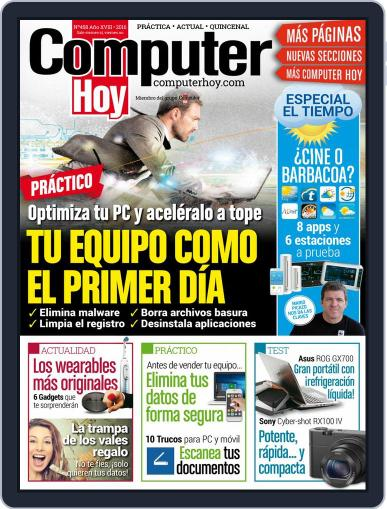 Computer Hoy (Digital) April 22nd, 2016 Issue Cover