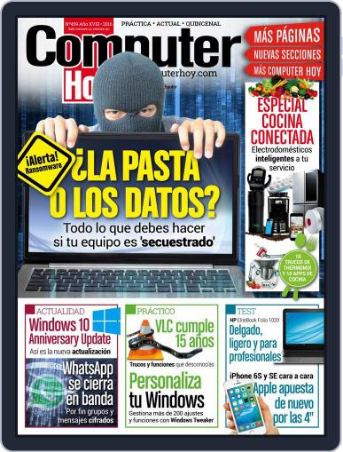 Computer Hoy (Digital) May 6th, 2016 Issue Cover
