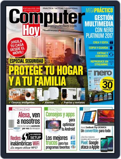 Computer Hoy (Digital) November 10th, 2016 Issue Cover