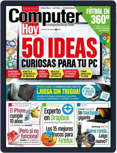 Computer Hoy January 27th, 2017 Digital Back Issue Cover