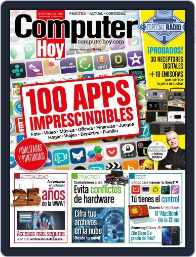 Computer Hoy February 10th, 2017 Digital Back Issue Cover
