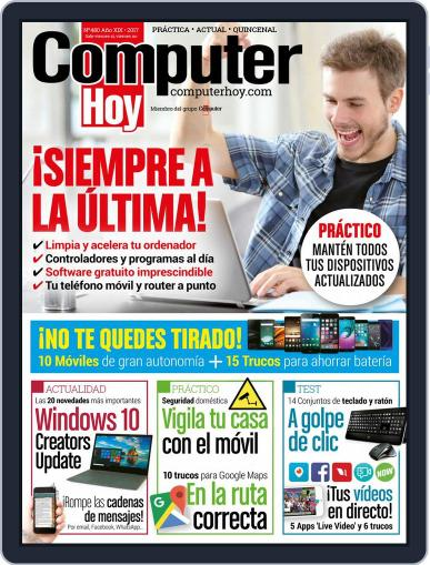 Computer Hoy February 24th, 2017 Digital Back Issue Cover