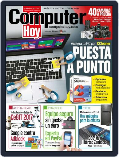 Computer Hoy April 21st, 2017 Digital Back Issue Cover