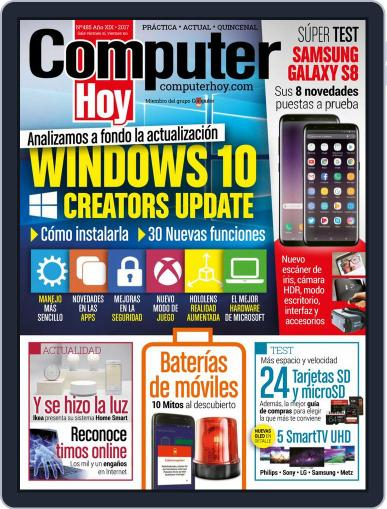 Computer Hoy (Digital) May 5th, 2017 Issue Cover
