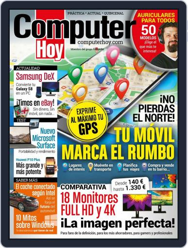 Computer Hoy (Digital) June 30th, 2017 Issue Cover