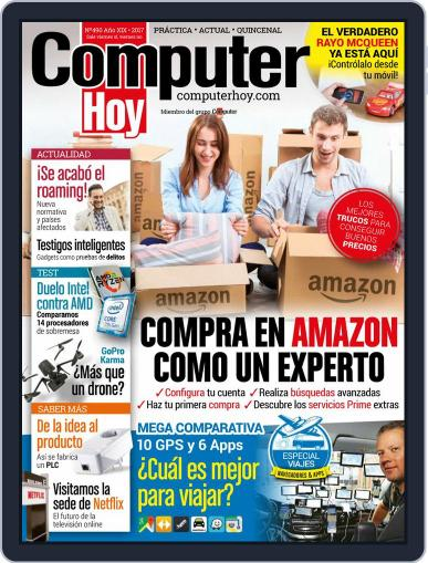 Computer Hoy (Digital) July 14th, 2017 Issue Cover
