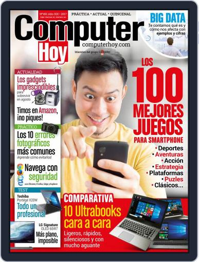 Computer Hoy (Digital) July 28th, 2017 Issue Cover