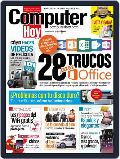 Computer Hoy (Digital) October 6th, 2017 Issue Cover