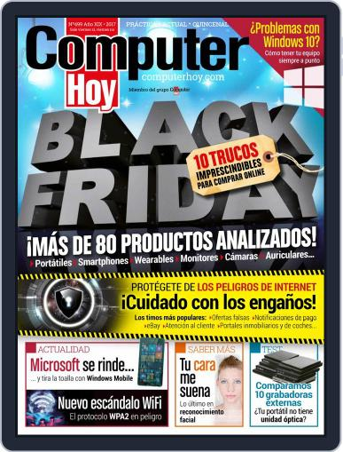 Computer Hoy (Digital) November 26th, 2017 Issue Cover