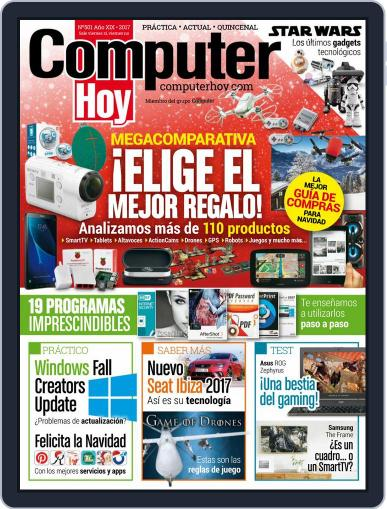 Computer Hoy December 17th, 2017 Digital Back Issue Cover