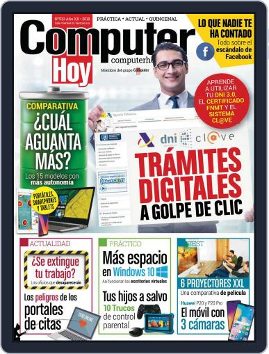 Computer Hoy April 22nd, 2018 Digital Back Issue Cover