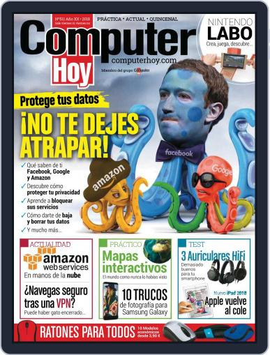 Computer Hoy (Digital) May 6th, 2018 Issue Cover