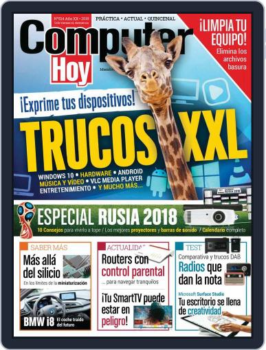 Computer Hoy June 17th, 2018 Digital Back Issue Cover
