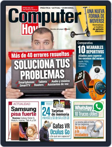Computer Hoy (Digital) September 7th, 2018 Issue Cover