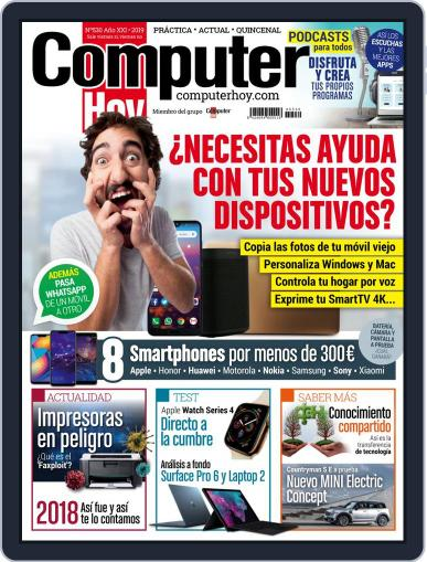 Computer Hoy (Digital) January 23rd, 2019 Issue Cover