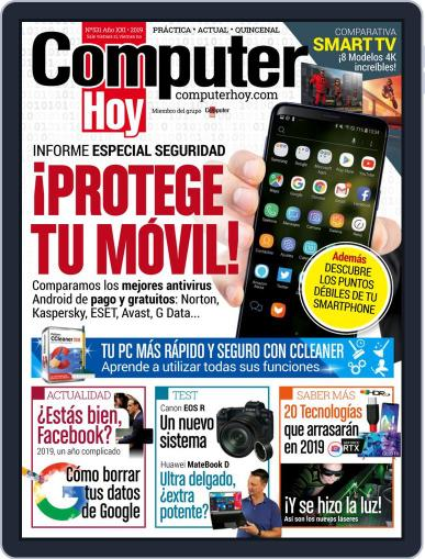 Computer Hoy (Digital) February 7th, 2019 Issue Cover