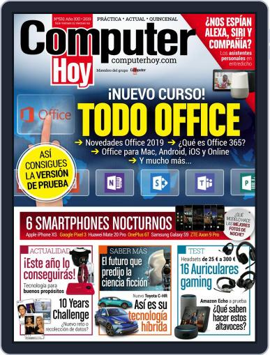 Computer Hoy (Digital) February 21st, 2019 Issue Cover