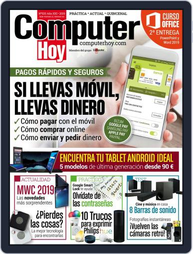 Computer Hoy March 7th, 2019 Digital Back Issue Cover