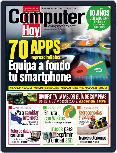 Computer Hoy (Digital) June 3rd, 2019 Issue Cover