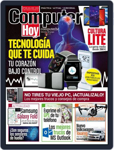 Computer Hoy (Digital) June 4th, 2019 Issue Cover