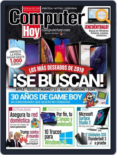Computer Hoy (Digital) June 5th, 2019 Issue Cover