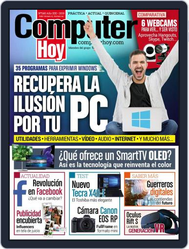 Computer Hoy June 13th, 2019 Digital Back Issue Cover