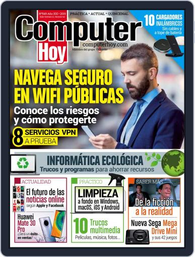 Computer Hoy (Digital) October 17th, 2019 Issue Cover