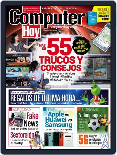 Computer Hoy December 26th, 2019 Digital Back Issue Cover