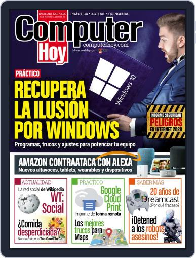 Computer Hoy (Digital) January 23rd, 2020 Issue Cover