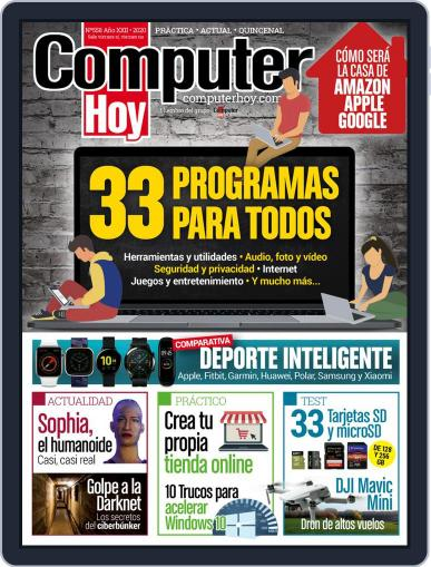 Computer Hoy (Digital) February 20th, 2020 Issue Cover