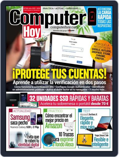Computer Hoy (Digital) March 5th, 2020 Issue Cover