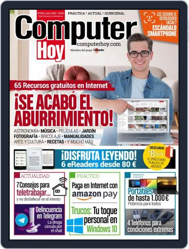 Computer Hoy (Digital) April 9th, 2020 Issue Cover