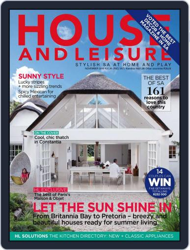 House and Leisure (Digital) October 21st, 2010 Issue Cover